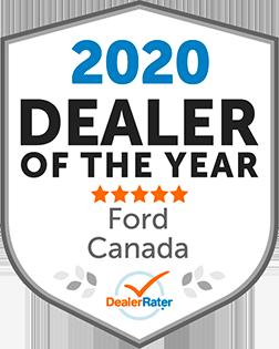 Dealer Rater 2020