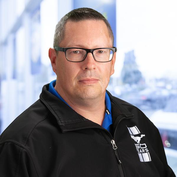 Chris Scott : Service Advisor