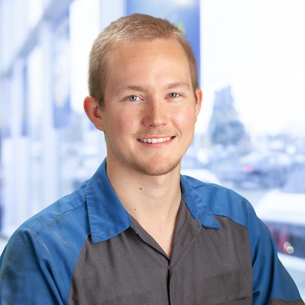 Daniel Prce : Apprentice Technician