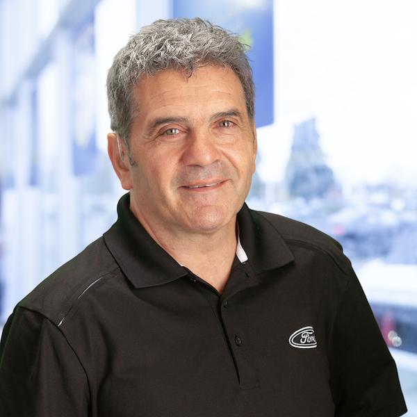 John Facciponte : Lot Attendant