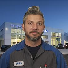 Brian Silva : Service Technician