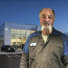 Dan Zabukovec : Shop Foreman