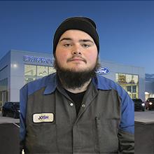 Josh Farrell : Apprentice Technician