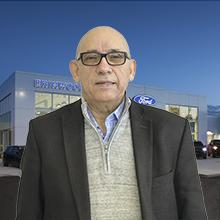 Mario Perri : Shuttle Driver