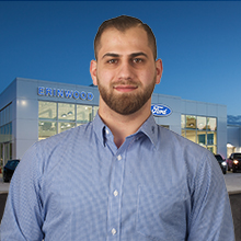 Sami Hafez : Sales and Leasing Consultant