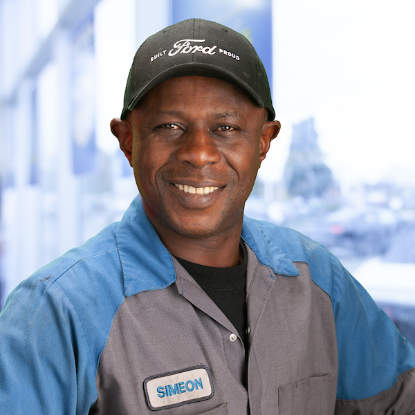 Simeon Bempong : Service Technician